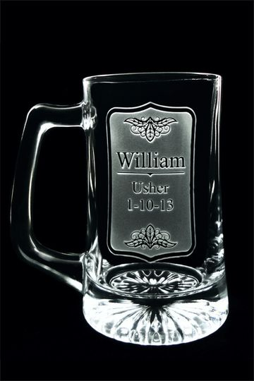 This attractive 15 oz sports beer mug is our most popular beer mug. Also available in 25 oz with no...