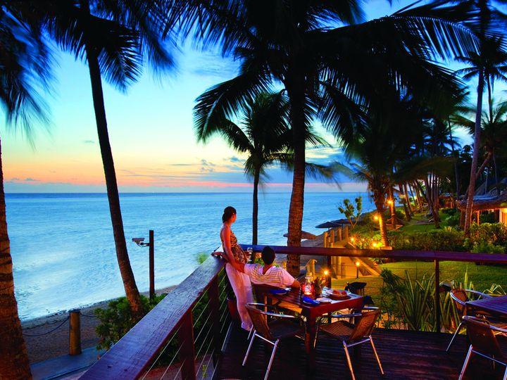 Tmx 1429101933339 Outrigger Fiji Sunset Boca Raton, FL wedding travel