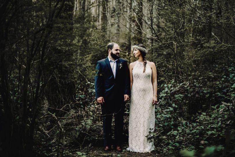 rattlesnake lake dress reveal, wedding photographer