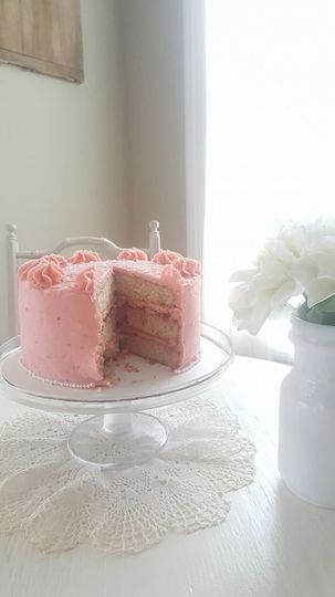 Wildberry Catering cake