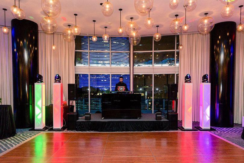 DJ, Audio, & Lighting