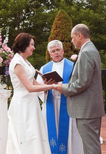 Odile & Tom take their vows in 2011