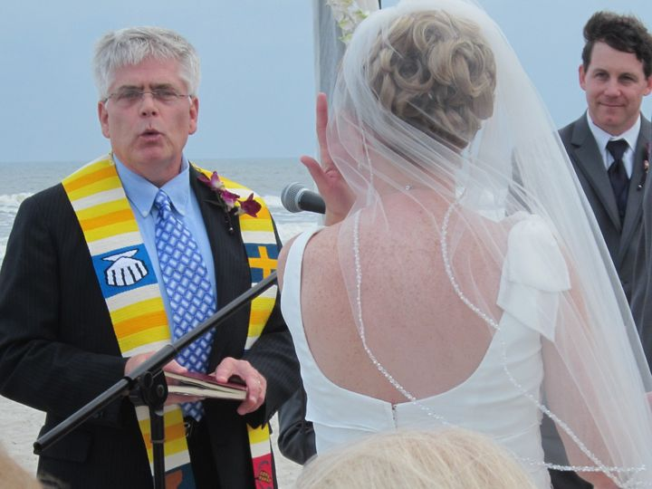 Tmx 1457292065399 Steve At Jen  Rons Wedding Ranson, WV wedding officiant
