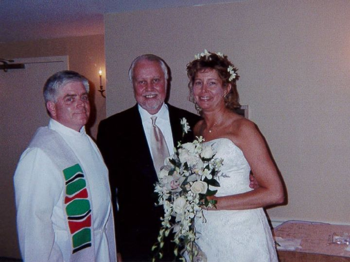 Tmx 1457382189576 Roger And Chris In 2005 Ranson, WV wedding officiant