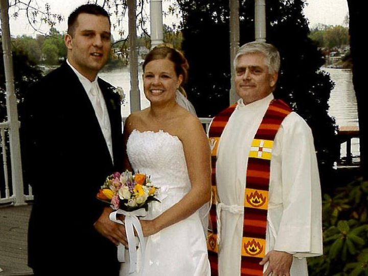 Tmx 1457458390600 Chris  Lauren 2007 Ranson, WV wedding officiant
