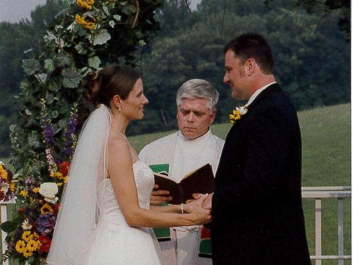 Tmx 1457458437123 Melissa  Joe 2005 Ranson, WV wedding officiant