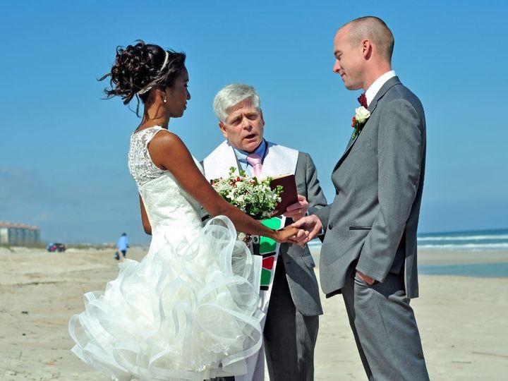 Tmx 1457467144782 Exchange Of Vows Katiana  Paul 2014 Ranson, WV wedding officiant
