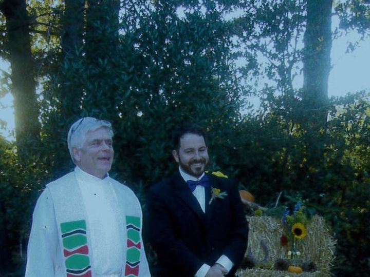 Tmx 1457543762336 My Nephew Ian Awaits His Bride 2015 Ranson, WV wedding officiant