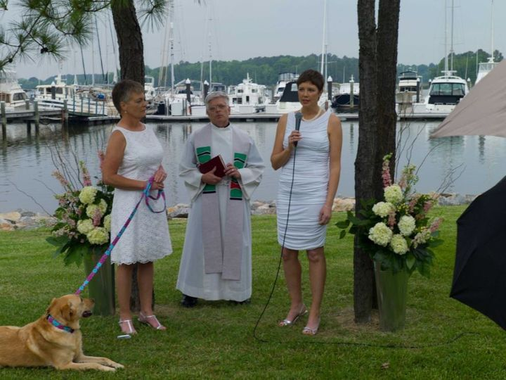Tmx 1459179416384 Susan And Karen May 2014 Ranson, WV wedding officiant