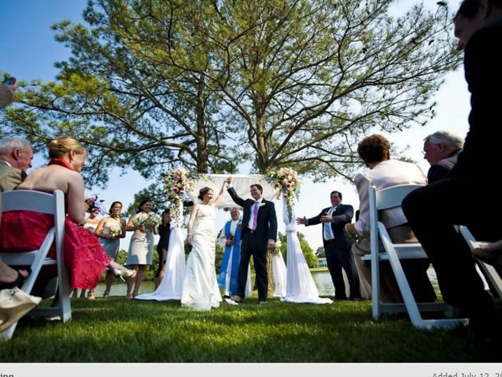 Tmx 1459262163776 Joy And Cheers Jess And Chris 2012 Md Ranson, WV wedding officiant