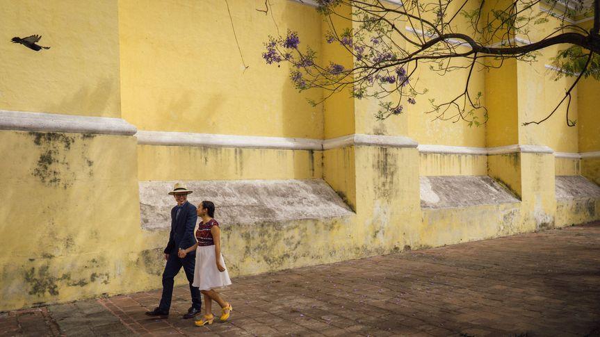 Lu + Aron, Antigua Guatemala