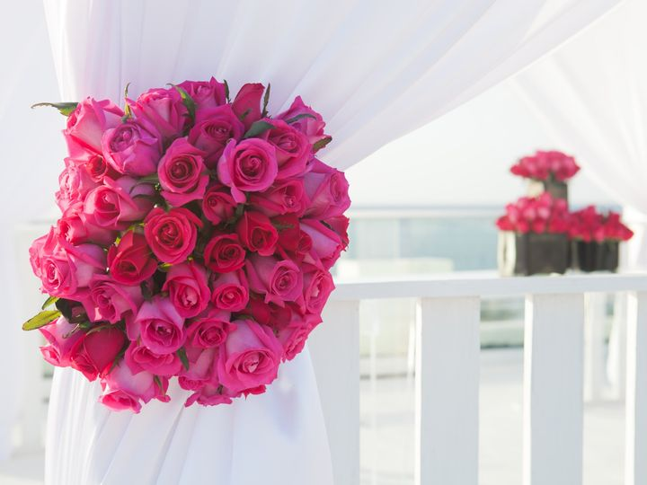Tmx Sophisticated Soiree Altar Floral 51 723162 1567451476 Mankato, Minnesota wedding travel
