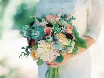 bridalbouquetblushsagebluepinksucculentsworldfores