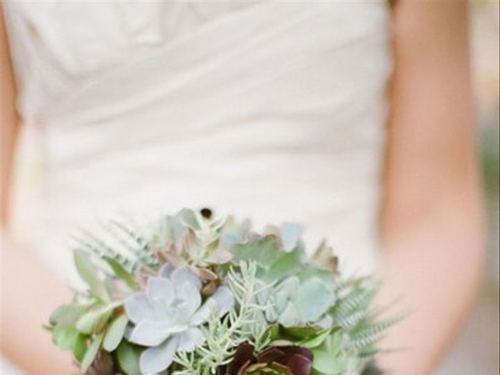Tmx 1318825499228 AlexSucculentBouquet.72 Portland, Oregon wedding florist