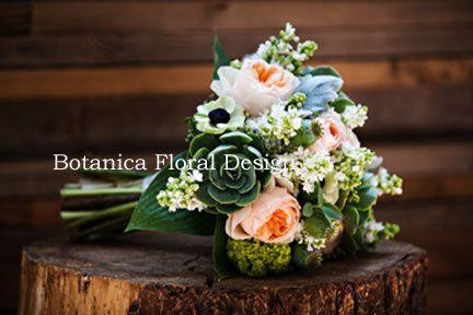 Tmx 1405282812674 Blushmintcreambridalbouquetbotanicafloraldesign Portland, Oregon wedding florist