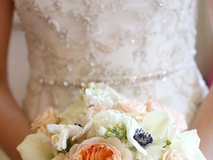 Tmx 1405283909928 Bridalbouquetblushpinkwhiteblackbotanicafloraldesi Portland, Oregon wedding florist