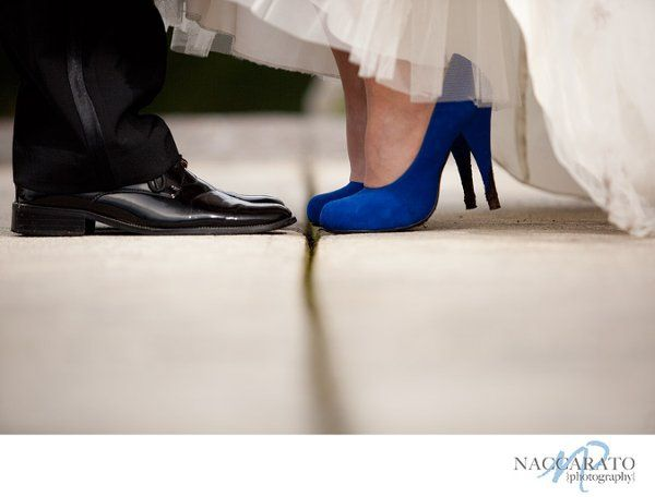 bridegroomshoeshot