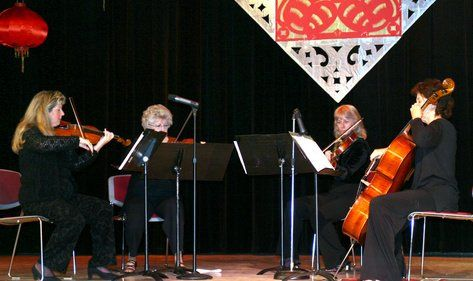 Quartet - Chinese New Year Concert