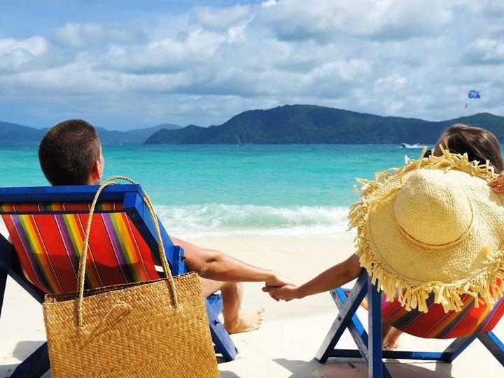 Tmx 1493392548924 Couple On Tropical Beach Laguna Villa 575 Camarillo wedding travel