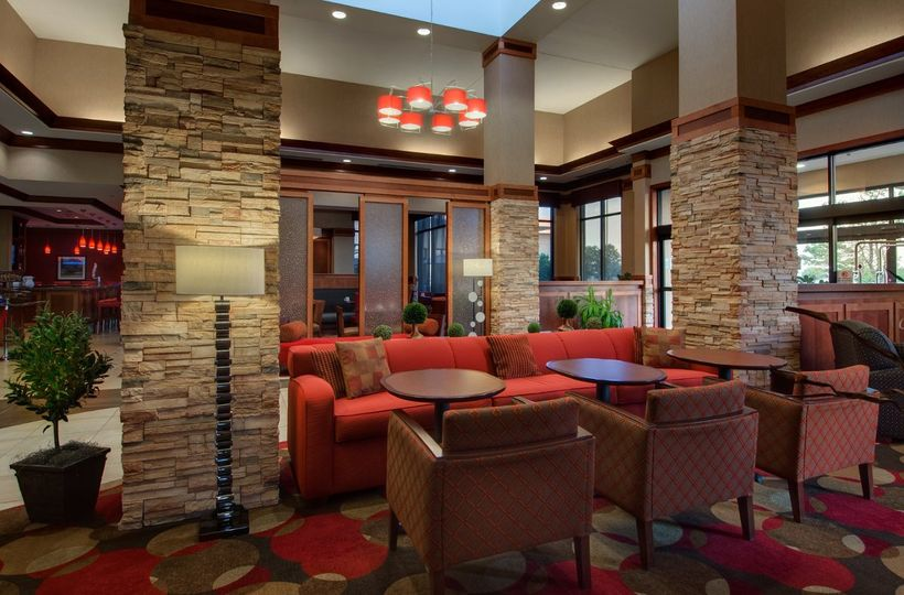Hilton Garden Inn Milwaukee Airport Venue Milwaukee Wi Weddingwire