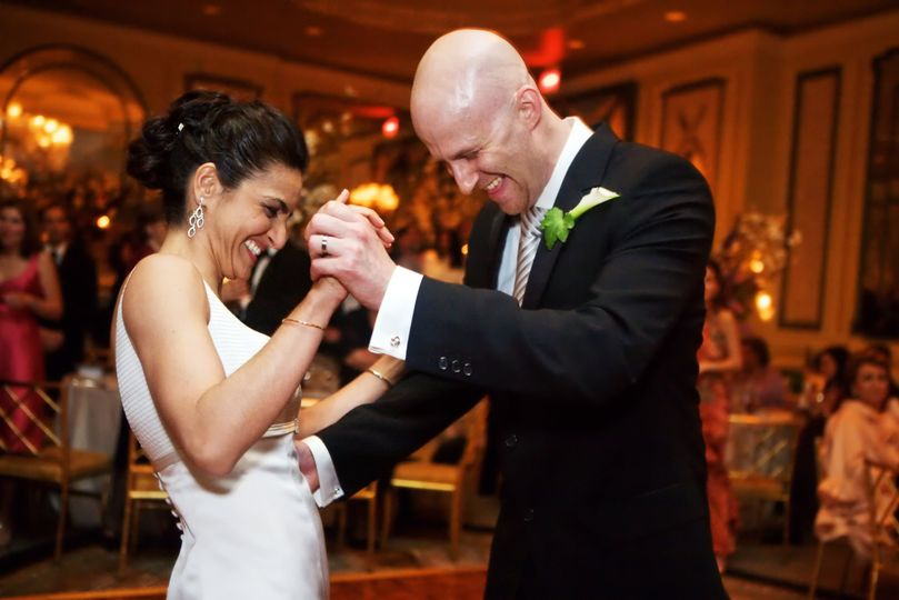 First Dance at Pierre Hotel