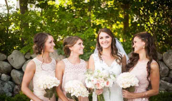 Glitz & Glam Bridal