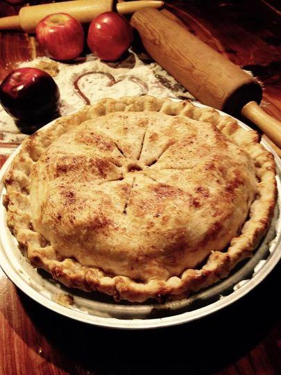 A classic and elegant Apple Pie!