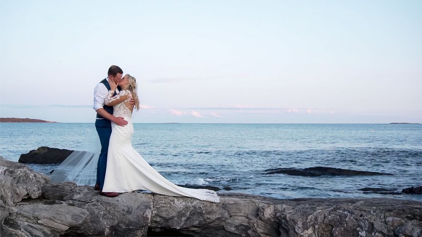 Long Island, ME Wedding