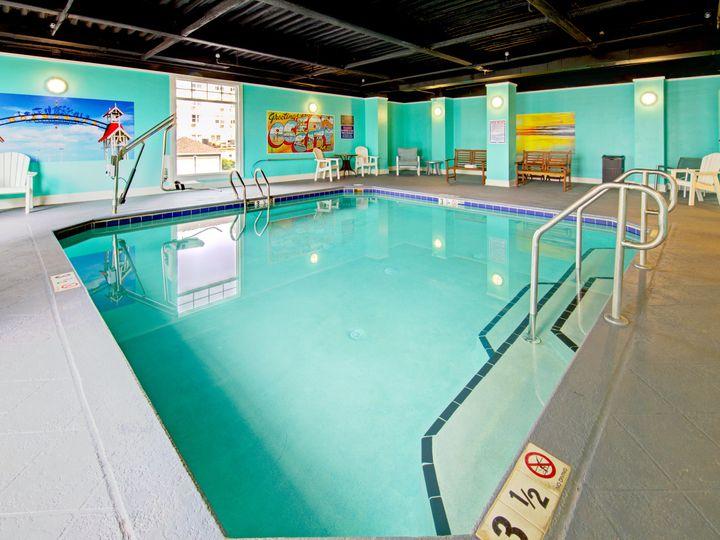 Tmx Indoor Pool 51 1018162 Ocean City wedding travel