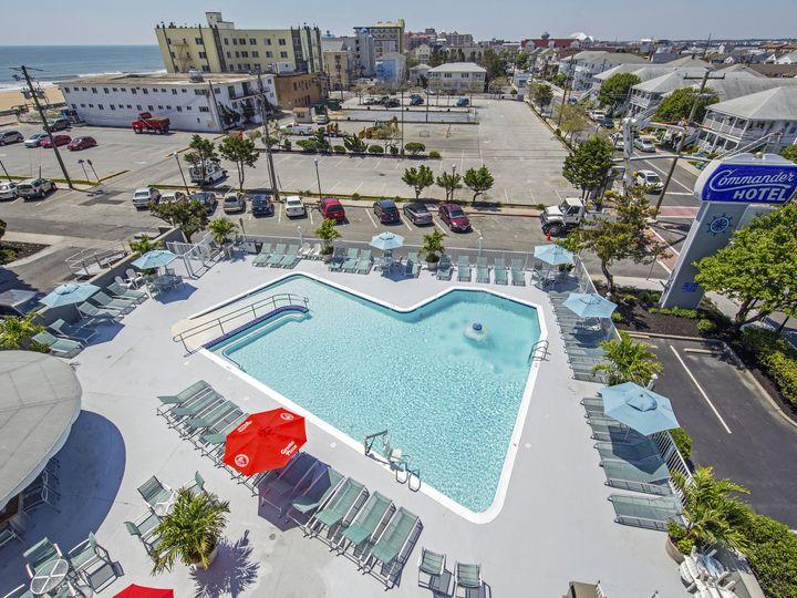 Tmx Outdoor Pool 2 51 1018162 Ocean City wedding travel