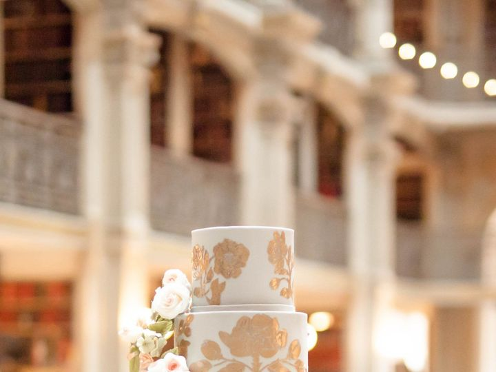 Tmx 1508950981775 Styled Shoot Peabody Styled Shoot Peabody 0001 1 Phoenix, Maryland wedding cake