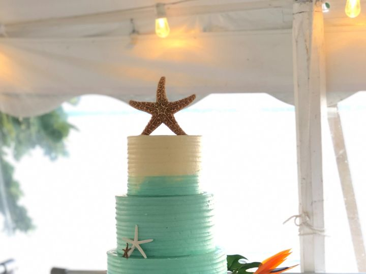 Tmx Beachweddingcake 51 958162 1563915165 Phoenix, Maryland wedding cake