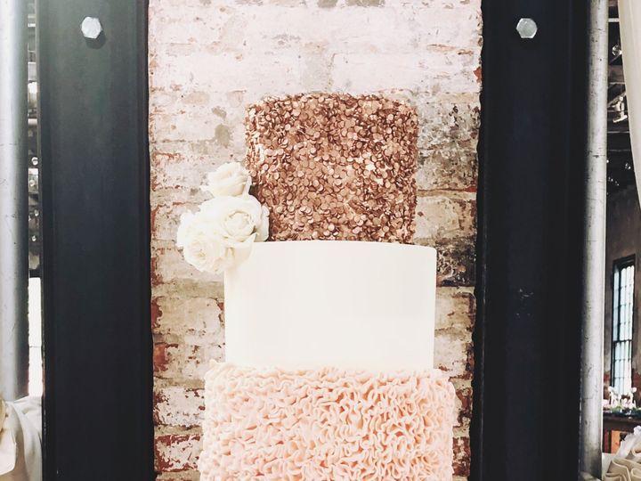 Tmx Rosegoldnavyweddingcake 51 958162 1563915185 Phoenix, Maryland wedding cake