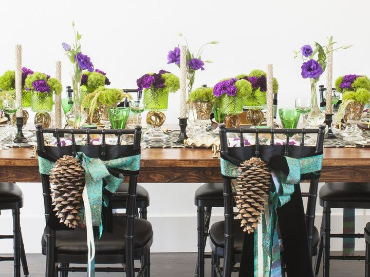 Tmx 1414165500594 Holiday Tablescape Stacy K Floral Rochester wedding florist