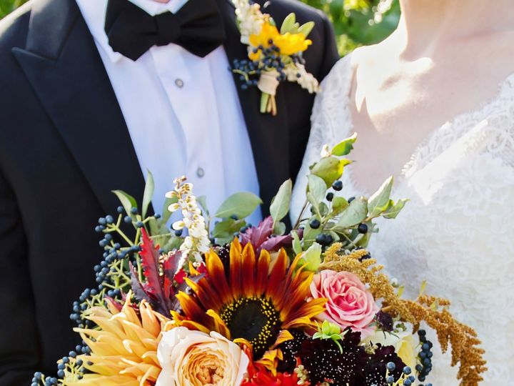 Tmx 1460485203745 Heron Hill Winery Wedding Flowers By Stacy K Flora Rochester wedding florist