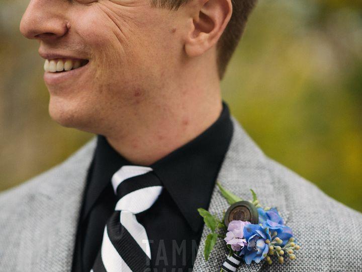 Tmx 1460485406607 Tammy Swales Studio Ali Reed Brittany Jon Bridal P Rochester wedding florist