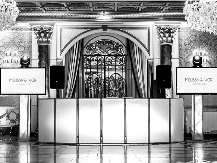 Tmx Bw Setup At Venetian 51 439162 V1 Cranford wedding dj