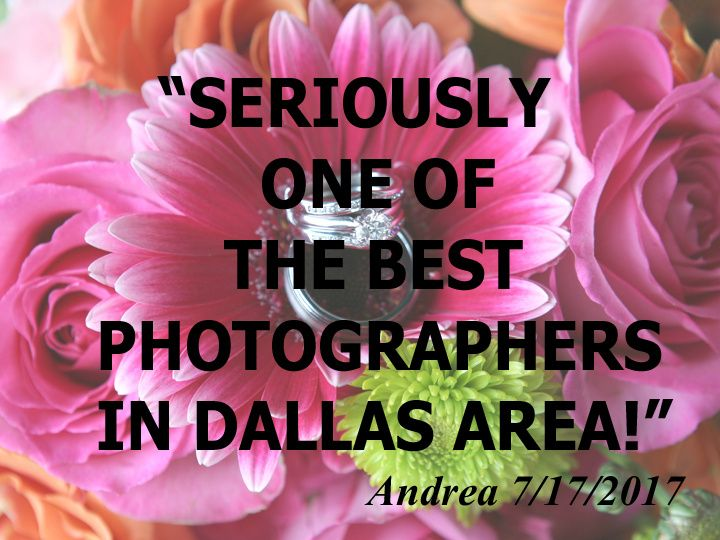 Dallas weddings photographers