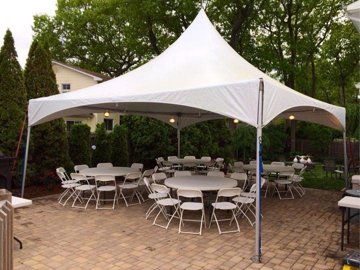 Tmx 1425222708408 20x20 Holtsville wedding rental