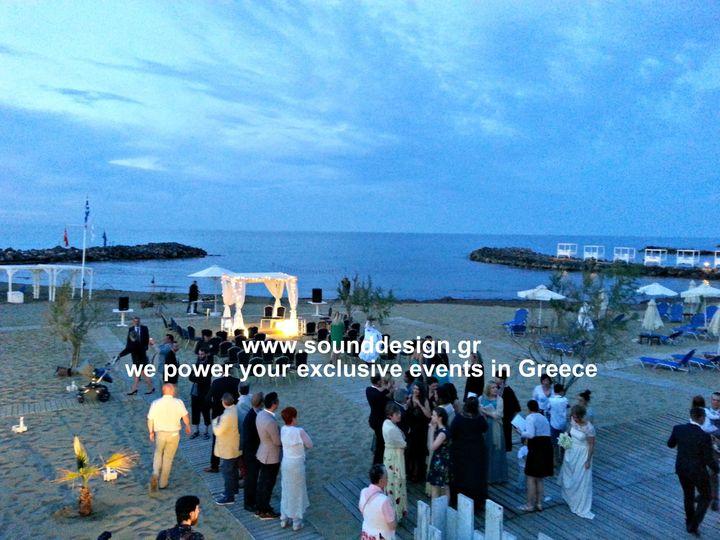 wedding beach ceremony at sunset greece crete