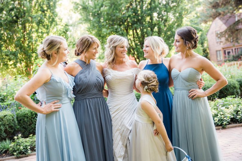 Bridal party | Mike Rich Photography