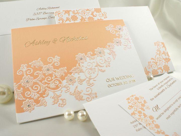 Tmx 1496881983794 A Precious Gem E Wakefield, Massachusetts wedding invitation