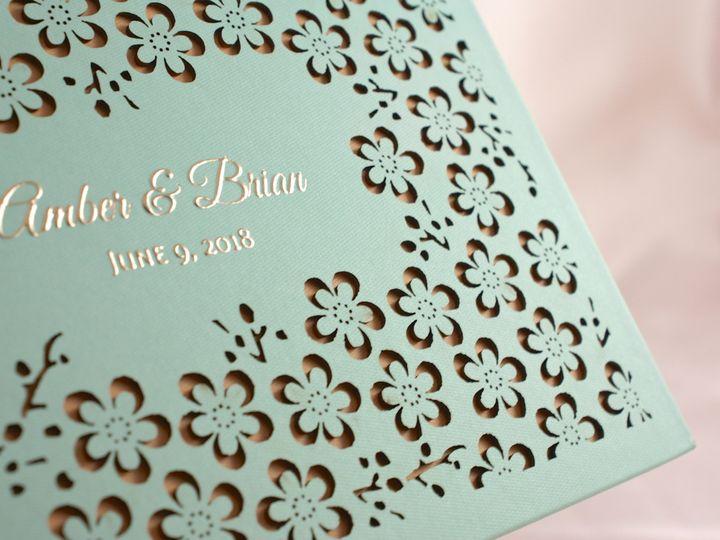 Tmx 1503796455653 Love Abloom B Wakefield, Massachusetts wedding invitation