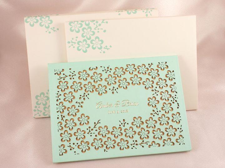 Tmx 1503796460512 Love Abloom F Wakefield, Massachusetts wedding invitation