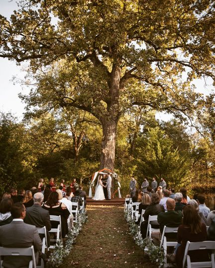 Another ceremony site option
