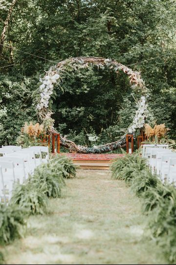 Boho wedding feelz