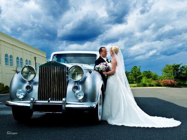 1954 Rolls Royce Silver Wraith