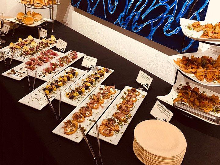 Appetizer Buffet