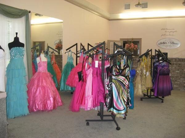 Belles N Beaus Bridal and Formal Wear - Dress & Attire - Thomasville ...