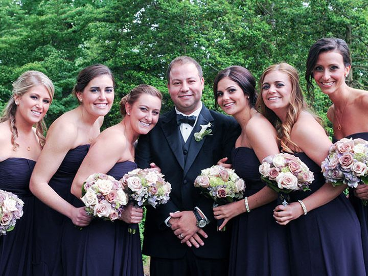 Tmx 1394460118269 Bridal Party Hair Makeup New Jerse Denville, New Jersey wedding beauty